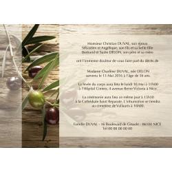Un rameau d'olivier porteur de paix