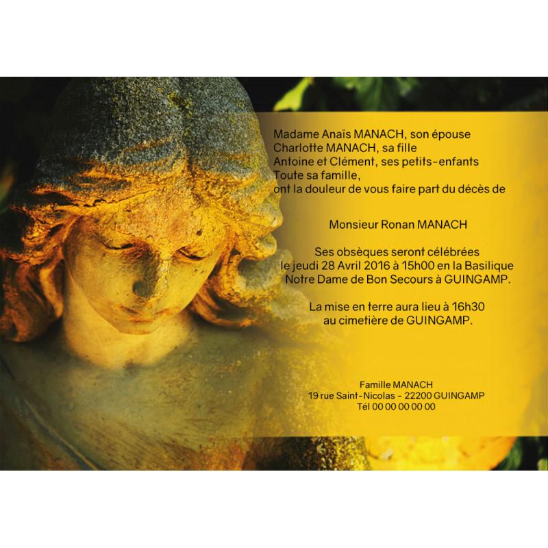 L'ange chagrin