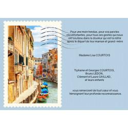 Effet postal (création assistée)