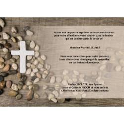 La croix du pèlerin