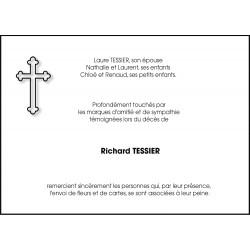 Croix simple