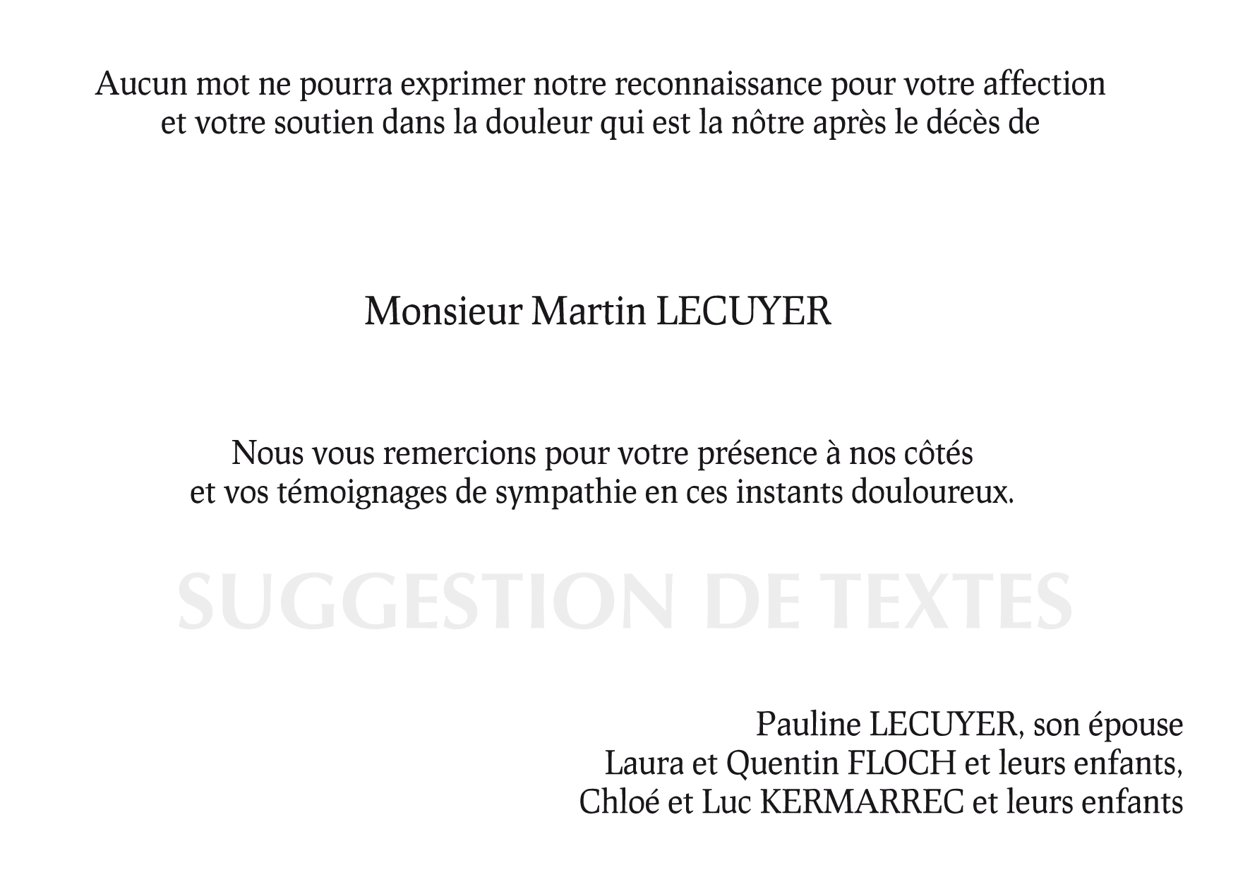 Modèle texte 2