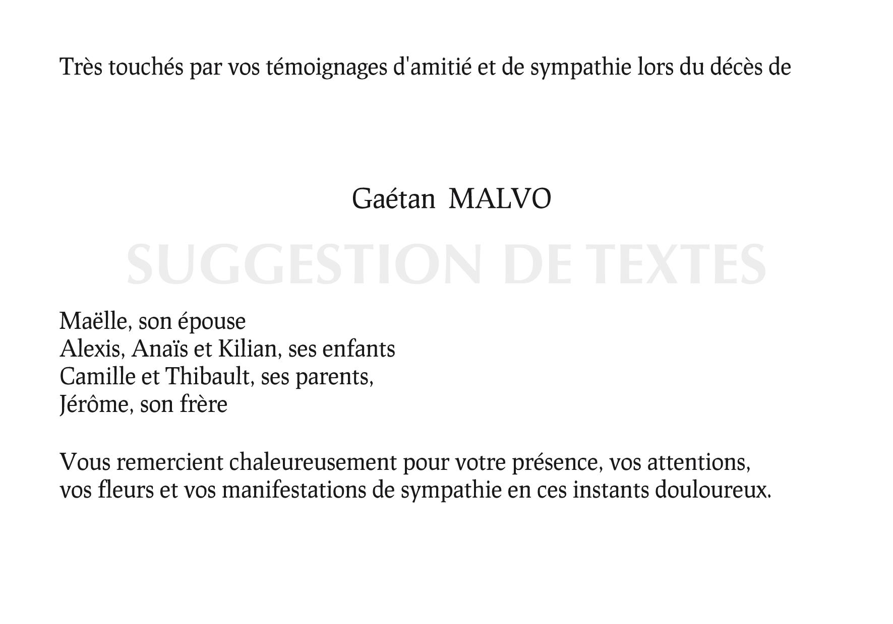 Modèle texte 5